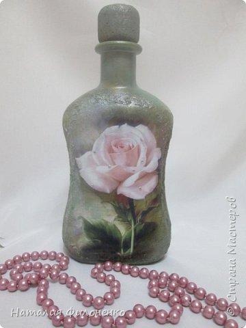 Эта бутылочка сделана в подарок молодой женщине фото 1