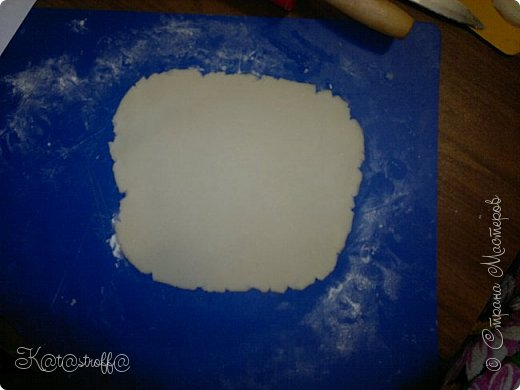 Новый год Лепка Овечки и небольшой процесс изготовления Тесто соленое фото 4