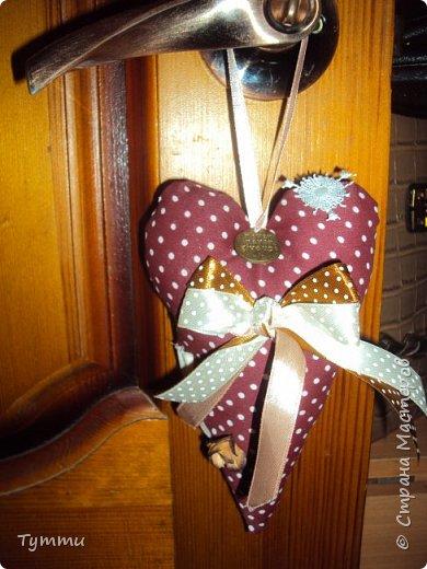 Сердечки, Тильдочки и улиточка. фото 3