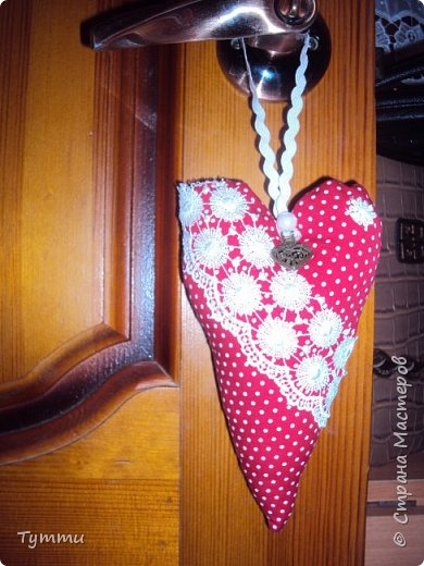 Сердечки, Тильдочки и улиточка. фото 2