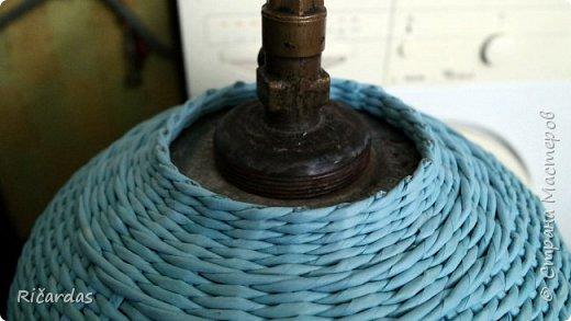 """Привет всем! Обещал сделать МК по плетению """"одежды"""" для газового баллона, вот и выполняю свои обещания. фото 45"""
