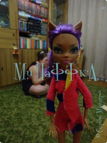 Привет всем давно я не делала эти МК  В этом выпуске я покажу вам как сшить халат for doll за 15 минут  фото 12