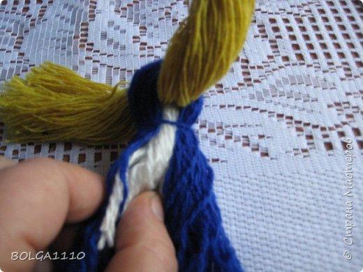 Вот такая синичка.Делается так же как воробушек http://stranamasterov.ru/node/827597?t=blog  но с небольшим дополнением. фото 7