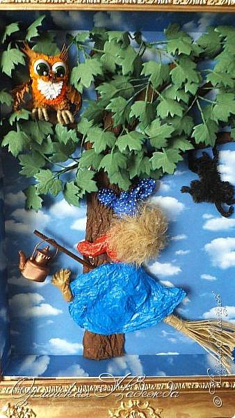 Ну надо же!!!!!!!!!!!!! В лесу столько деревьев!!! Почему именно в моё??????? фото 3