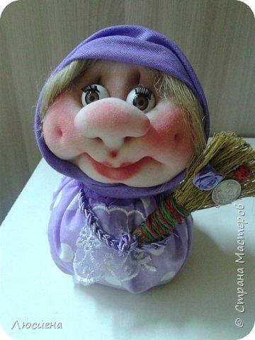 Куклы День рождения Шитьё куклы из капрона Капрон фото 1
