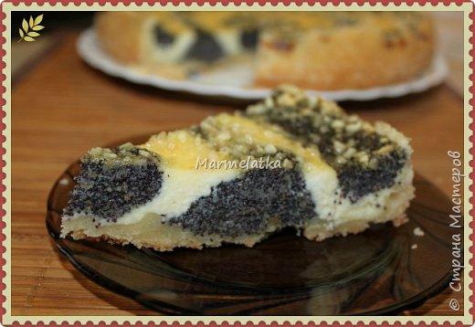 Нежный, сочный и очень вкусный пирог! С горячем чаем в такую холодную погоду самое то! фото 1