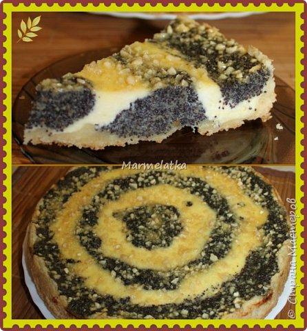 Нежный, сочный и очень вкусный пирог! С горячем чаем в такую холодную погоду самое то! фото 2