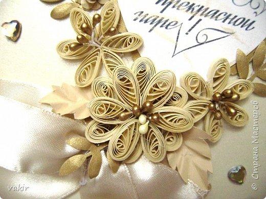 Доброго времени суток всем! Сегодня покажу три свадебных открыточки. фото 4