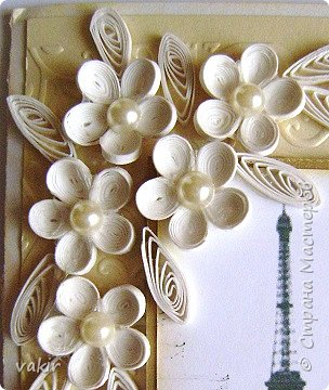 Доброго времени суток всем! Сегодня покажу три свадебных открыточки. фото 7