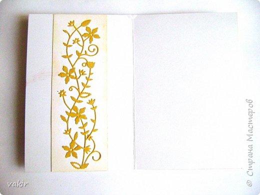 Доброго времени суток всем! Сегодня покажу три свадебных открыточки. фото 9