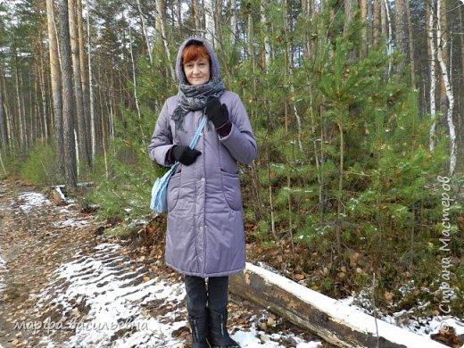 Открываю сезон с фоторепортажа.В воскресенье с подругой были в лесу.Там так красиво.Осень встретилась с Зимой на нейтральной территории.Результат этой встречи я и запечетлила на фотик.  фото 21