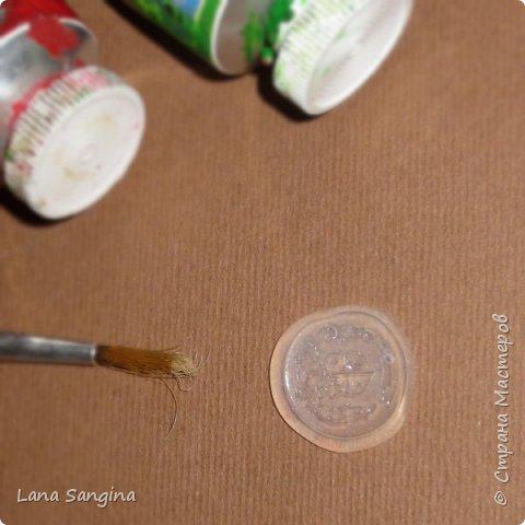 Как имитировать сургучные печати для оформления поздравительных открыток, скрапбукинга, писем, приглашений, любовных посланий, и кукольных миниатюр... фото 8