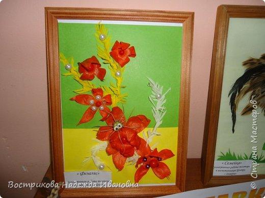 Цветы из луковой щелухи фото 3
