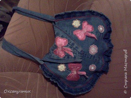Сшила своей доченьки,платья и сумочку! фото 2