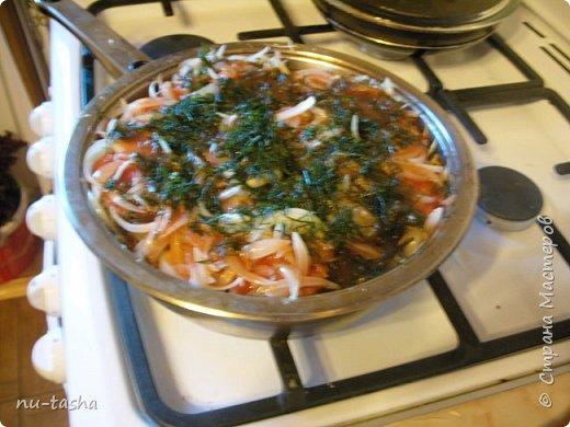 Кулинария Мастер-класс Рецепт кулинарный Рыба тушенная с капустой в томатном соке Продукты пищевые фото 11