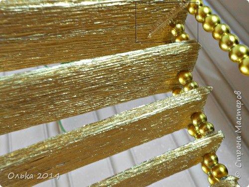 Мастер-класс Свит-дизайн День рождения Моделирование конструирование Лестница успеха и как я её делала  Бумага гофрированная фото 17