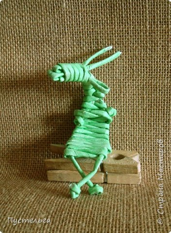 Представляю вам продукт коллективного разума - овца прянишная и коза зелёная! Идеи мастериц Юлии Волковой и Натальи Петлюк в моём исполнении. фото 21