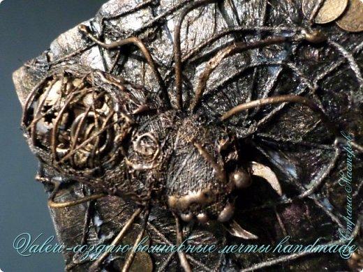 ДРУЗЬЯ, привет!!! Создала три новых работы, хочу поделиться с Вами!  Сразу предупреждаю, фоток как всегда много, так что, будте готовы)) Первая: ключница-черепаха, встречала разнообразных черепашек у нас в Стране, дам ссылочки на некоторые, особо понравившиеся: https://stranamasterov.ru/node/649516#photo1 https://stranamasterov.ru/node/566948?c=favorite https://stranamasterov.ru/node/787452#photo1 https://stranamasterov.ru/node/720990#photo1 https://stranamasterov.ru/node/574214#photo1 это далеко не все конечно же, а сколько их других, не на панношках...мммм, красотулички: https://stranamasterov.ru/node/510781 https://stranamasterov.ru/node/674402#photo1 https://stranamasterov.ru/node/148673 https://stranamasterov.ru/node/714504 https://stranamasterov.ru/node/233300#photo1 https://stranamasterov.ru/node/445879#photo1 и это, понятно, тоже лишь капля в море фантазии наших Мастеров! Спасибо девочкам-вдохновительницам!!! Знаете, как иногда что то увиденное западает в душу и покоя не даёт, пока не сделаешь подобную штучку))) Но, естественно, хотелось свою, не повторимую и не похожую на других, оформление делала так же как в рыбке(https://stranamasterov.ru/node/815681), вот, принимайте, моя(пока) красотулька драгоценная и полезная Паст(как говорит моя младшенькая):  фото 27