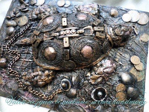 ДРУЗЬЯ, привет!!! Создала три новых работы, хочу поделиться с Вами!  Сразу предупреждаю, фоток как всегда много, так что, будте готовы)) Первая: ключница-черепаха, встречала разнообразных черепашек у нас в Стране, дам ссылочки на некоторые, особо понравившиеся: https://stranamasterov.ru/node/649516#photo1 https://stranamasterov.ru/node/566948?c=favorite https://stranamasterov.ru/node/787452#photo1 https://stranamasterov.ru/node/720990#photo1 https://stranamasterov.ru/node/574214#photo1 это далеко не все конечно же, а сколько их других, не на панношках...мммм, красотулички: https://stranamasterov.ru/node/510781 https://stranamasterov.ru/node/674402#photo1 https://stranamasterov.ru/node/148673 https://stranamasterov.ru/node/714504 https://stranamasterov.ru/node/233300#photo1 https://stranamasterov.ru/node/445879#photo1 и это, понятно, тоже лишь капля в море фантазии наших Мастеров! Спасибо девочкам-вдохновительницам!!! Знаете, как иногда что то увиденное западает в душу и покоя не даёт, пока не сделаешь подобную штучку))) Но, естественно, хотелось свою, не повторимую и не похожую на других, оформление делала так же как в рыбке(https://stranamasterov.ru/node/815681), вот, принимайте, моя(пока) красотулька драгоценная и полезная Паст(как говорит моя младшенькая):  фото 5
