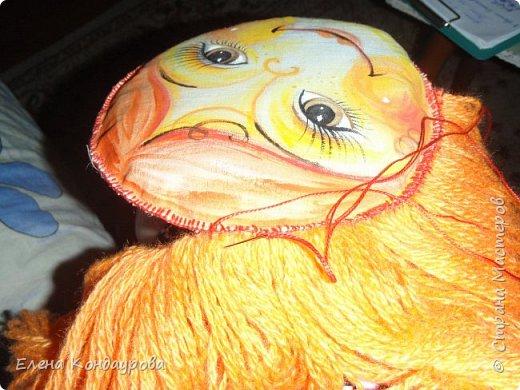 Картина панно рисунок Мастер-класс Роспись Шитьё   Мое СОЛНЫШКО  Краска Пряжа Ткань фото 27