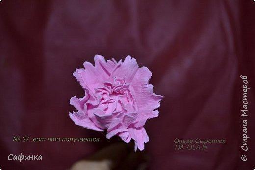 Здравствуйте,Страна Мастеров!!!  Вас приветствую, я Ольга Сыротюк (псевдоним Сафинка)   Предлагаю вашему вниманию свой мастер класс по созданию милого,нежного пиона...из Фоама...  Пион- цветок любви и нежности... фото 28