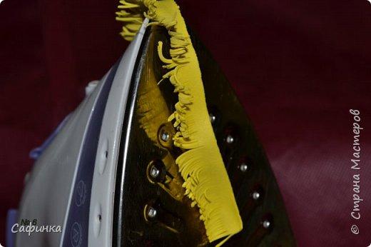 Мастер-класс Флористика искусственная Моделирование конструирование Мастер класс одуванчиков продолжаем лето  Фоамиран фом фото 7