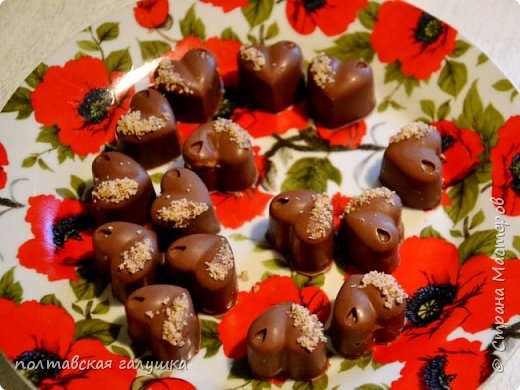 Кулинария Мастер-класс Рецепт кулинарный Французская карамель и домашние конфеты- варим делаем дарим Продукты пищевые фото 17