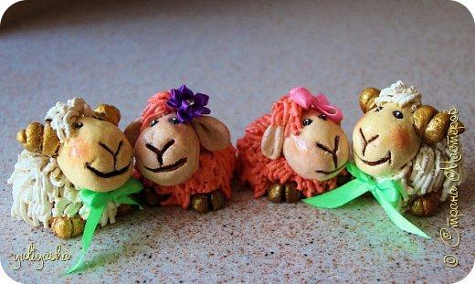 Готовь сани летом.... Сувенирчики на Новый год ...  фото 3