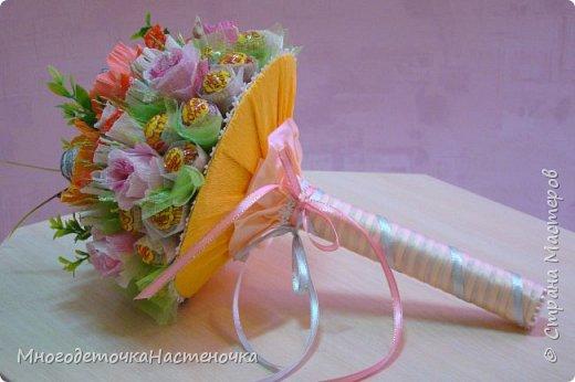 Сладенький букетик для девочки) фото 2