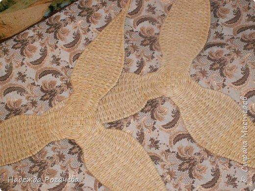 Поделка изделие Плетение МК к новым формам Трубочки бумажные фото 7
