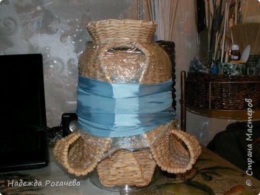 Поделка изделие Плетение МК к новым формам Трубочки бумажные фото 11