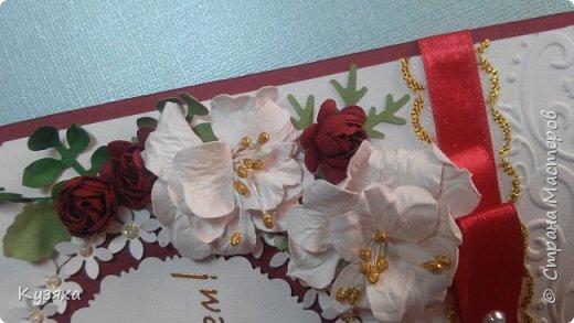 Мастер-класс Флористика искусственная Моделирование конструирование Мк экспресс - цветочков для скрапбукинга Бумага фото 2