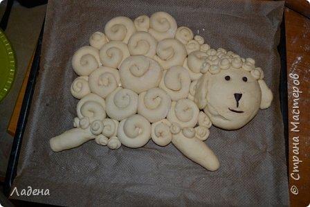 Кулинария Мастер-класс Вкусная овечка Овощи фрукты ягоды Продукты пищевые Тесто для выпечки фото 11