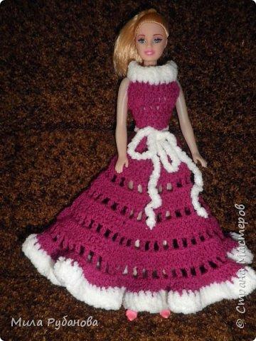 Платья для кукол фото 3