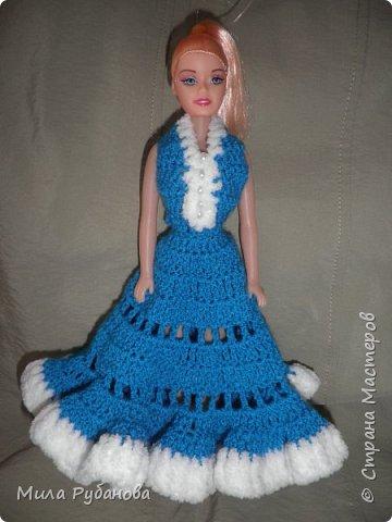 Платья для кукол фото 5