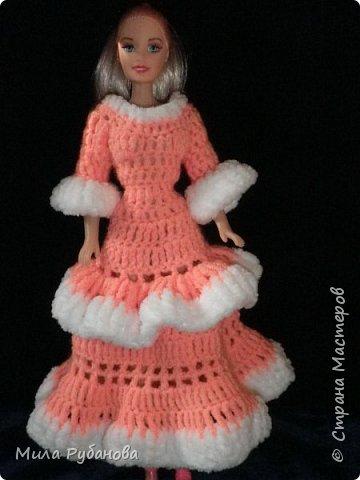 Платья для кукол фото 8