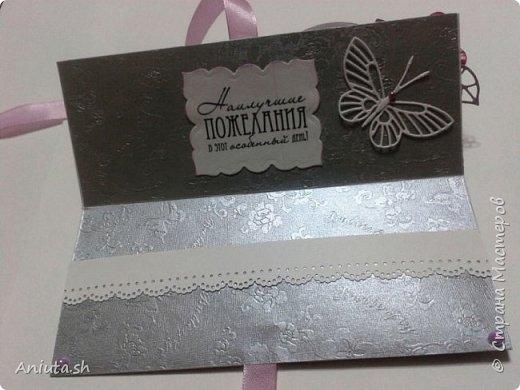 Свадебные конверты. фото 2