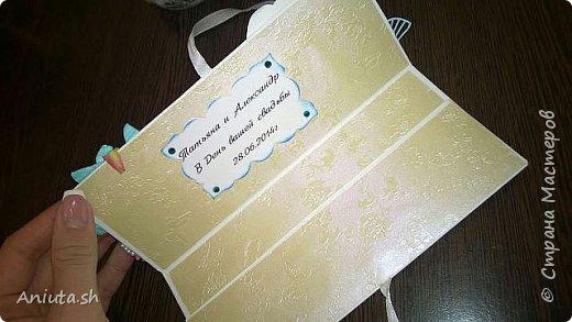 Свадебные конверты. фото 4
