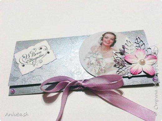 Свадебные конверты. фото 1