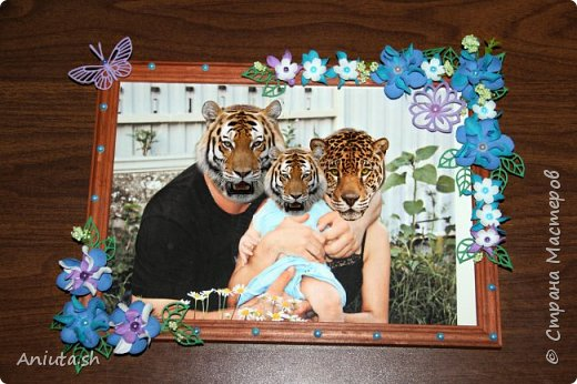 Фоторамка на день рождение. фото 1