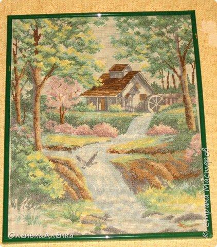 Картина в подарок любимой куме. фото 2