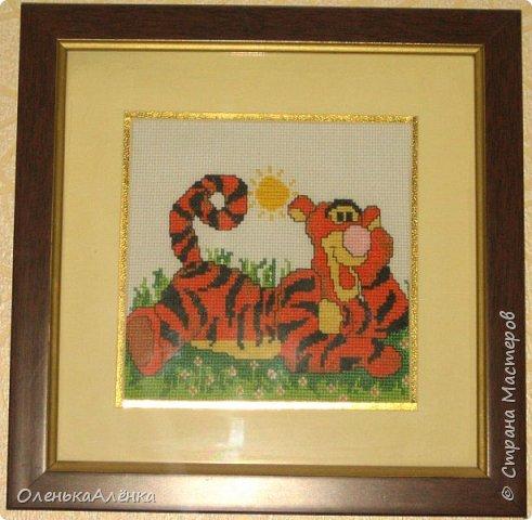 Картина в подарок любимой куме. фото 6