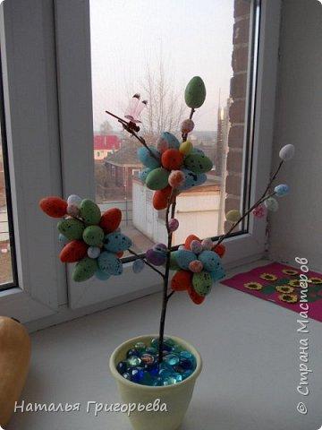 Яичное деревце