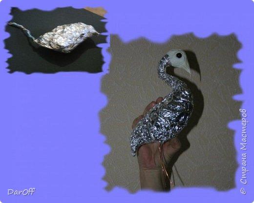 Приветствую всех!   Предлагаю сделать вот такую куропатку! Вообще-то это павлин... но уж больно на куропатку смахивает! ))))))))))) фото 9