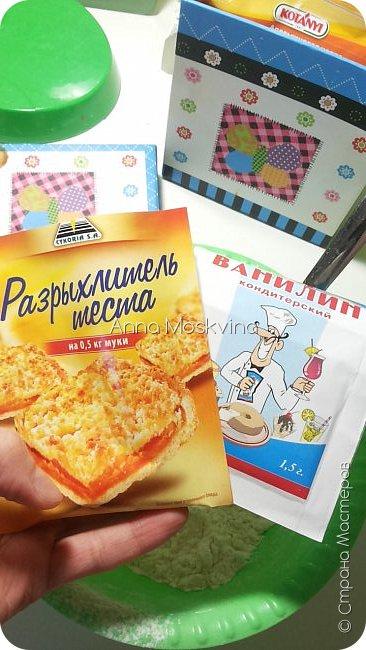Кулинария Мастер-класс Рецепт кулинарный МК Наинежнейшие ванильные кексы Продукты пищевые Тесто для выпечки фото 6