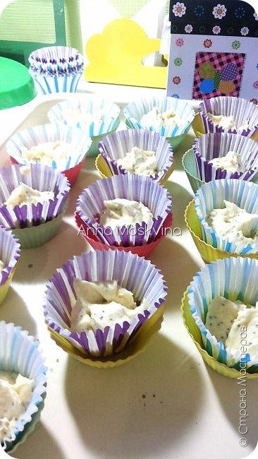 Кулинария Мастер-класс Рецепт кулинарный МК Наинежнейшие ванильные кексы Продукты пищевые Тесто для выпечки фото 10