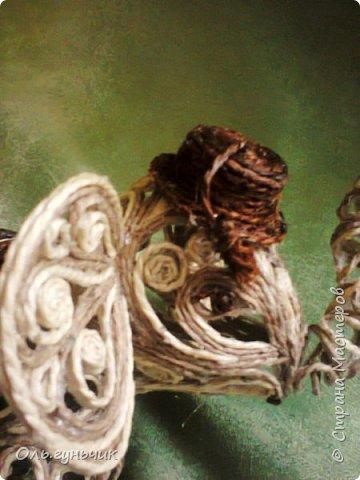 Всем привет! Вот моя очередная филигранная задумка!!! Слоник Дамбо))) делался в подарок одной мастерице, надеюсь ей понравится))) фото 42