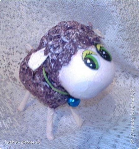 И у меня теперь есть символ нового года! Моя овечка Соня! фото 1