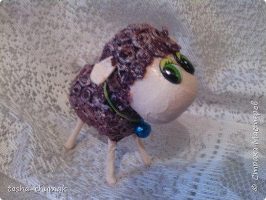 И у меня теперь есть символ нового года! Моя овечка Соня! фото 2
