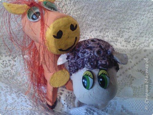 И у меня теперь есть символ нового года! Моя овечка Соня! фото 7
